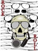 Skull slang