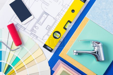 Home repair and plumbing services