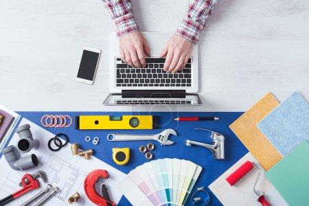 Book a plumber online