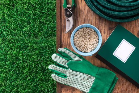Farming and gardening tools
