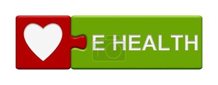 Puzzle Button: E Health