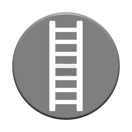 Round Button - Ladder