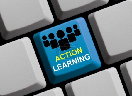 Action learning online