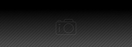 black and white Background with stripes and colour transition