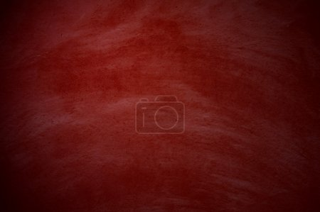 Red grunge Background of stone wall