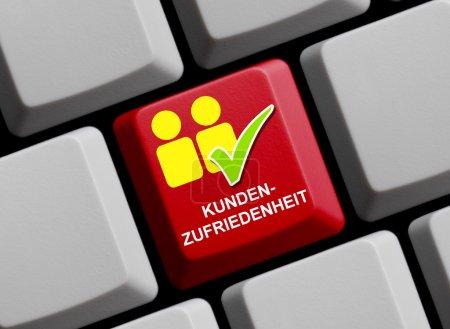 Customer satisfaction online