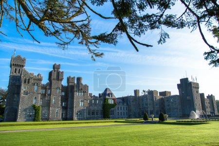 Castelo antigo na Irlanda Europa