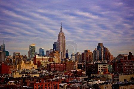 Photo pour New york skyline - image libre de droit