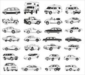 Real vector cars
