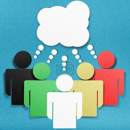 personalwesen denken und management symbole festgelegt