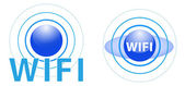 Wifi icon vector illustration
