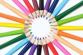 Barevné tužky cyklus