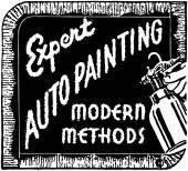 Expert Auto Painting