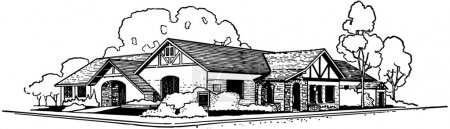 Rancher Style House