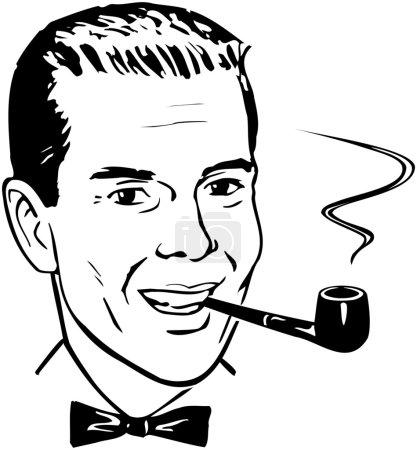 Pipe Smoking Chap