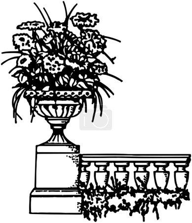Garden Fence Motif