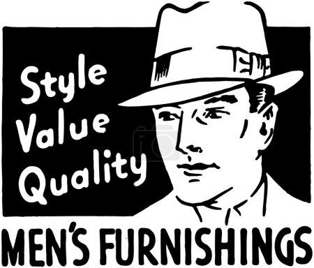 Mens Furnishings