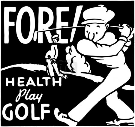 Fore Health Play Golf