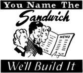 People with menu