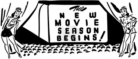 New Movie Season Begins