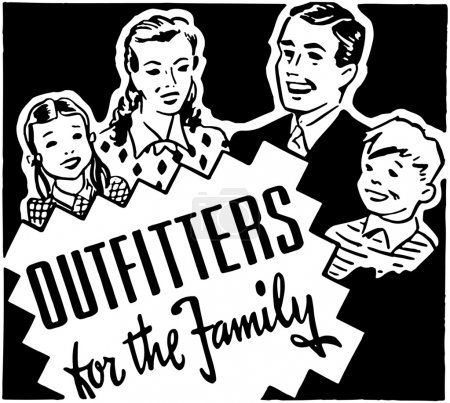 Outfitters For The Family