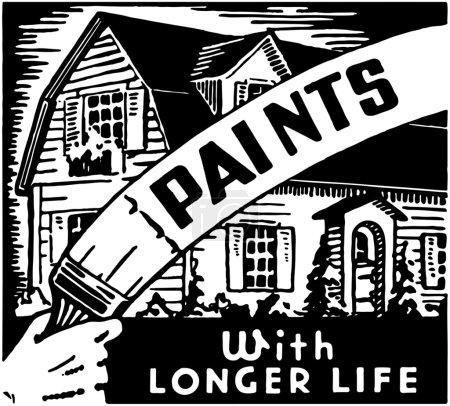 Paints retro