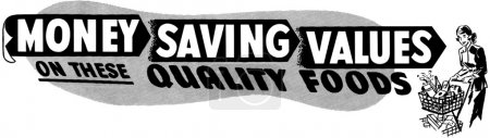 Money Saving Values