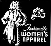 Fashionable Women's Apparel