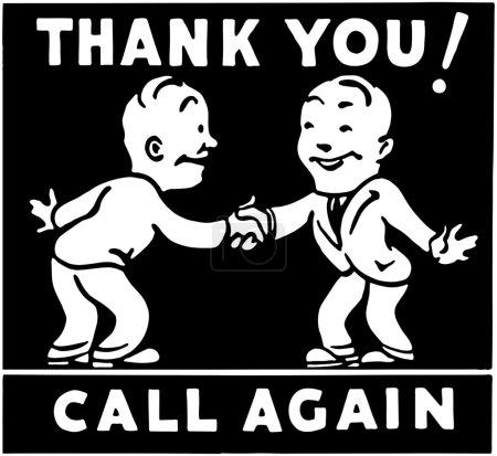 Thank You Call Again