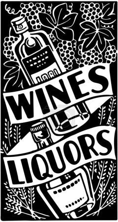 Wines And Liquors
