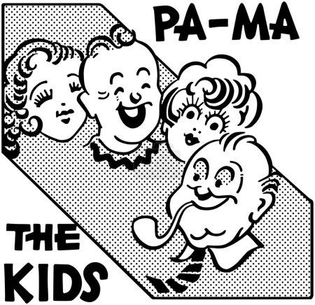 Pa Ma The Kids