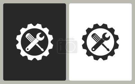 Tool  - vector icon.