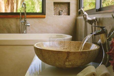 Bathroom Luxury interior