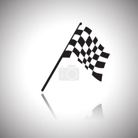 Checkered Flags .vector