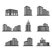 Edificio icona