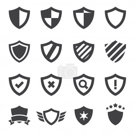 Shield  icon...