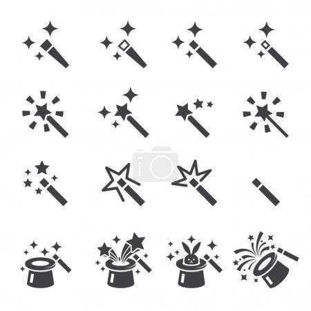 Magic icon set...