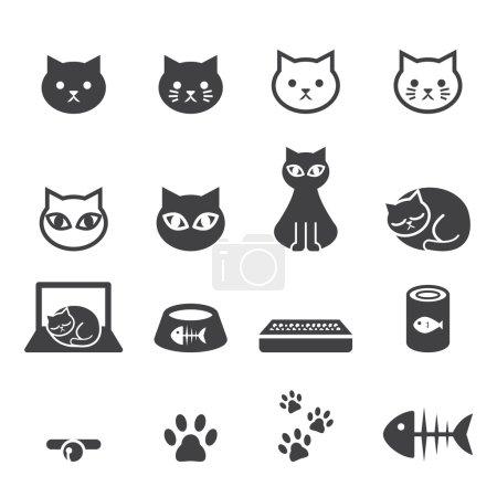 Illustration pour Symbole de signe vecteur Web icône illustration design - image libre de droit