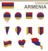 Armenia Flag Collection