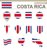 Costa Rica Flag Collection