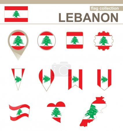 Lebanon Flag Collection