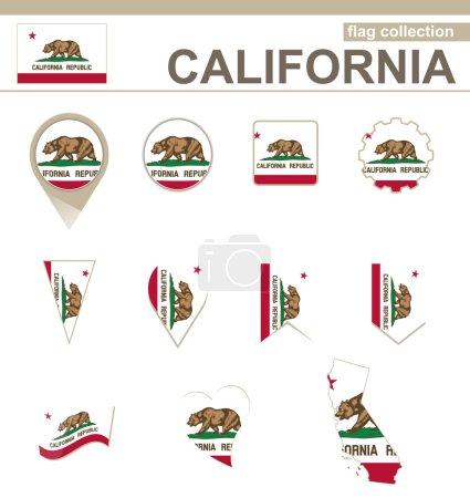 California Flag Collection