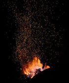 Glut und Flammen ein Smith Schmiede