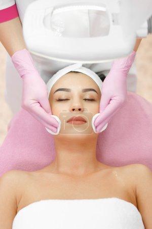 Face Skin Care.