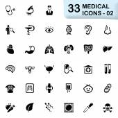 33 black medical icons 02