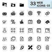 33 black web icons 03
