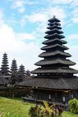 Besakih chrámu na Bali, Indonésie