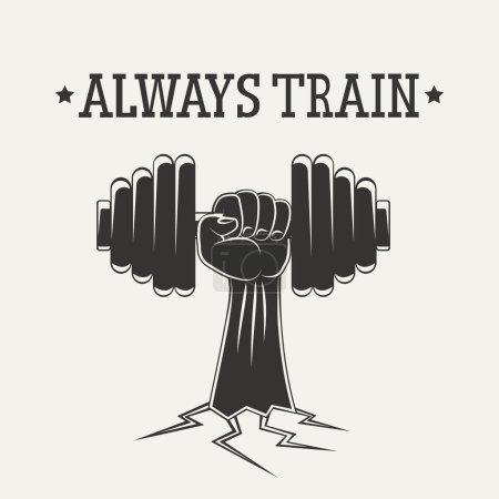 always train