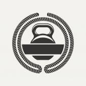 Logo di kettlebell