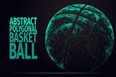 Abstract BASKET BALL